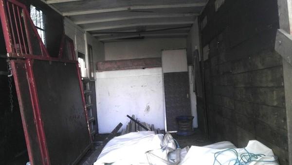 Buy Used Camper Traveller Festival Trader Market Truck