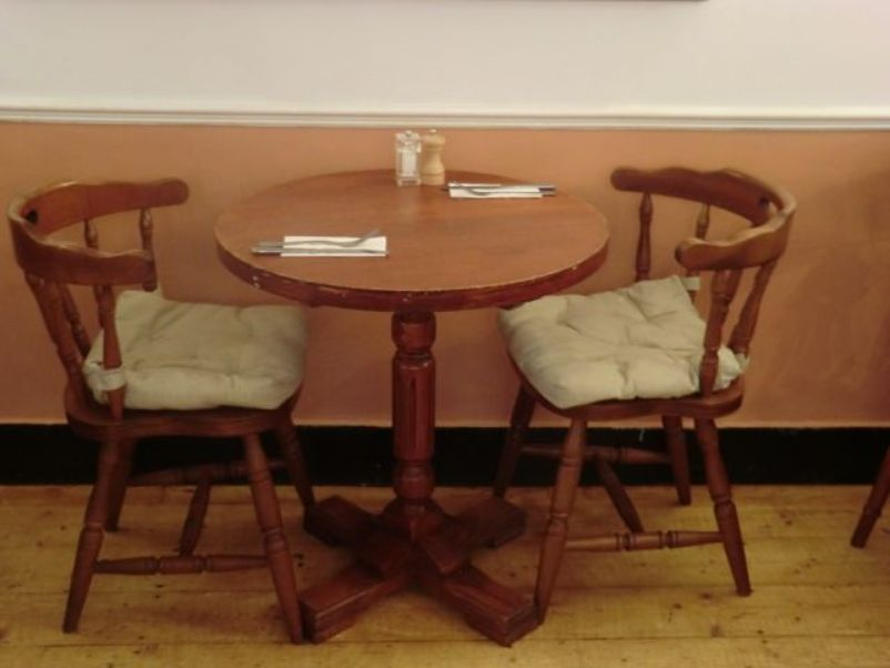 Secondhand Chairs And Tables Pub And Bar Furniture 25x Farmhouse Style Heavy Duty Chairs