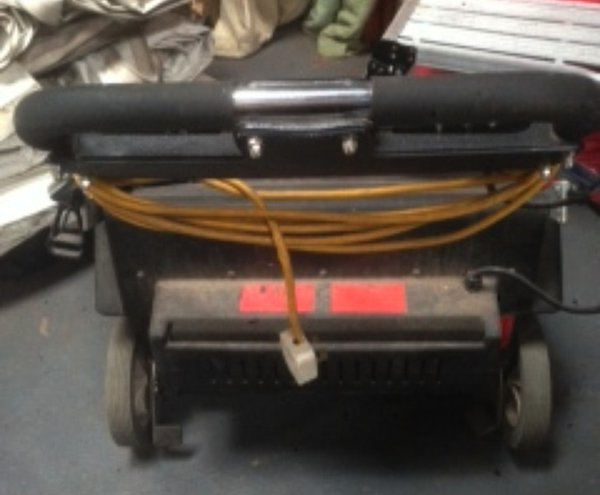 Buy Used NSS Pacer 30 Commercial vacuum cleaner