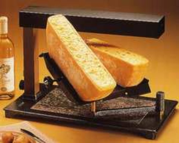 Raclette grill TTM cheese melter