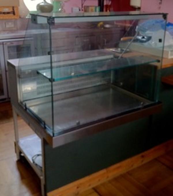 chiller display unit
