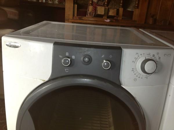 Whirlpool heavy duty dryer