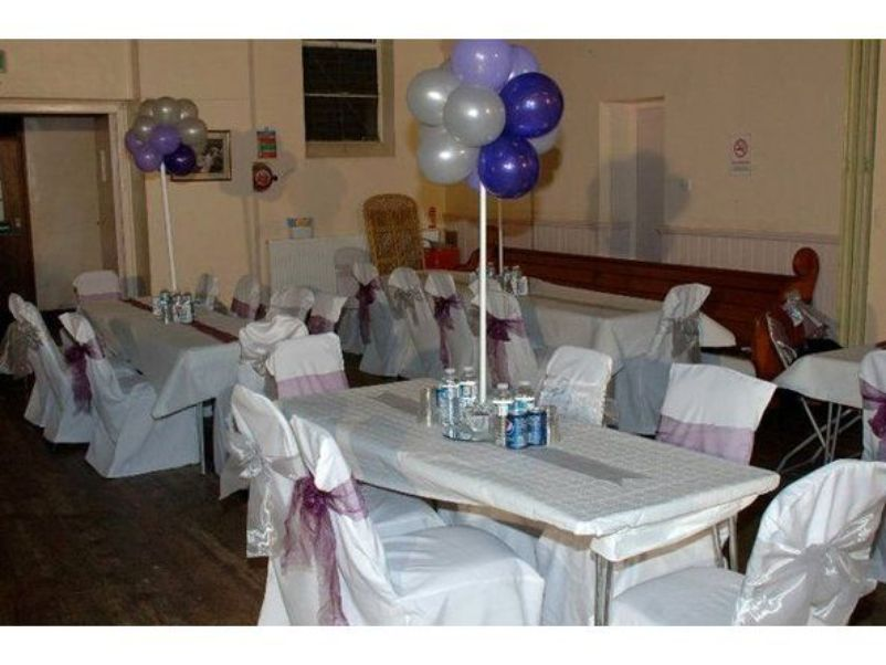 Secondhand Catering Equipment | Table Linen and Decor | Balloon Stands