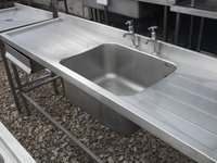 Stainless Steel Single Sink for sale