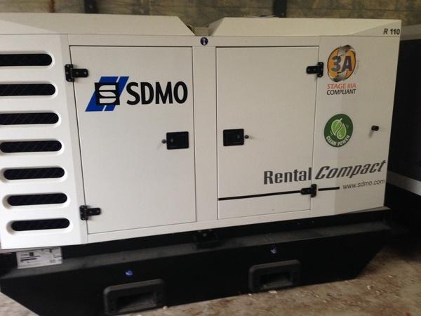 SDMO diesel generator
