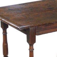 Dark Oak table