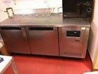 Foster Gastronorm Supra steel commercial Fridge