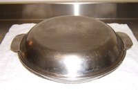 30 Stainless Steel serving dishes