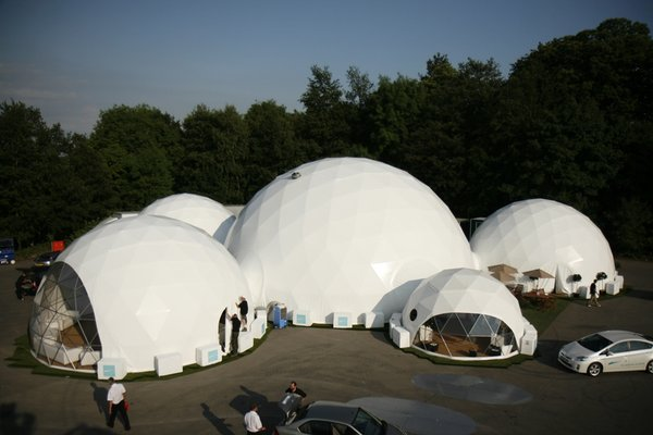 60ft Event Dome (18m Diameter)