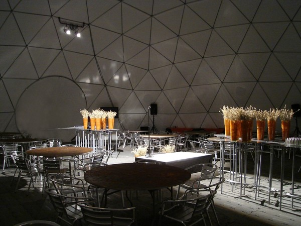 Used once 60ft Event Dome (18m Diameter) for sale