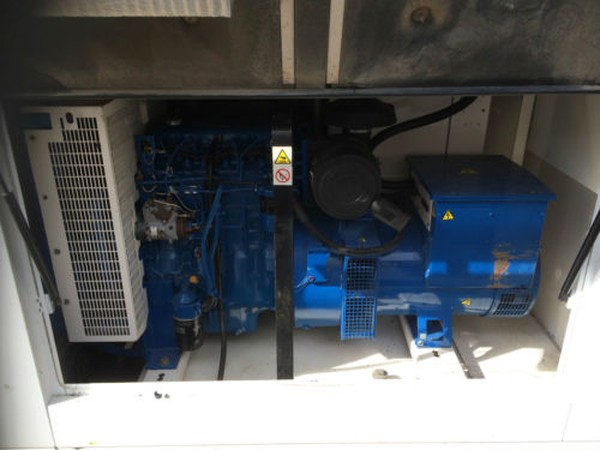 FG Wilson 60 Kva Super Silent Generator
