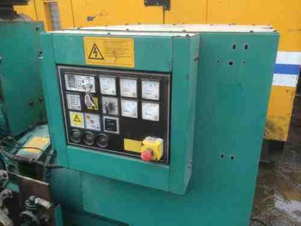 Generator control pannel