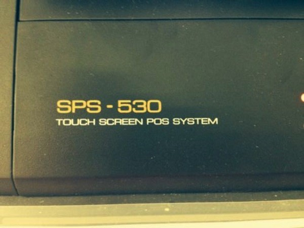 Sam 4s Epos Till SPS 530 for sale