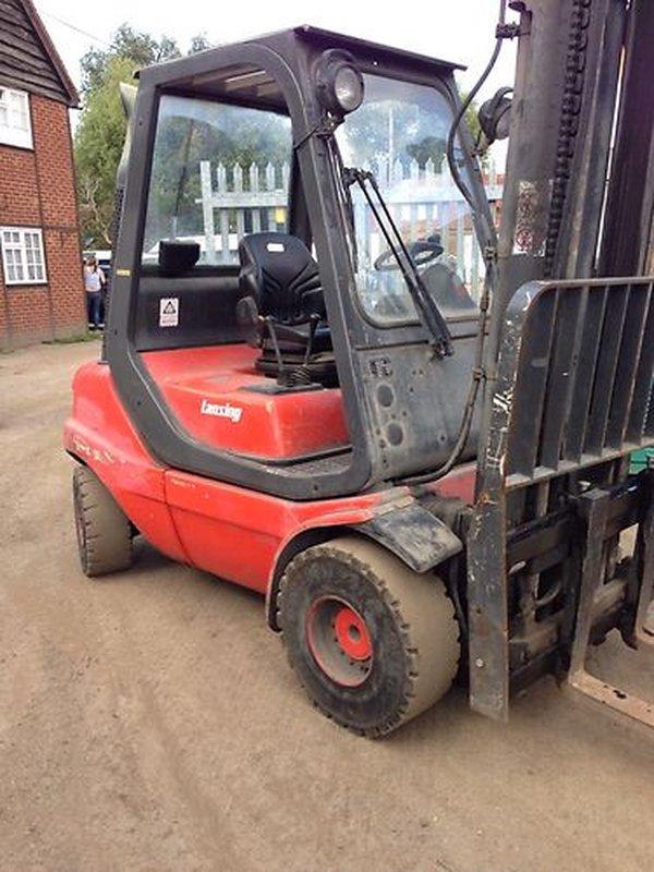 Linde H30 Forklift for sale
