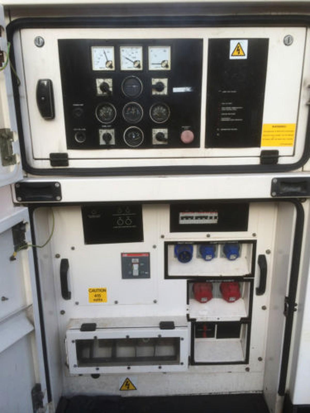 Secondhand Generators Generators 021 to 50kva