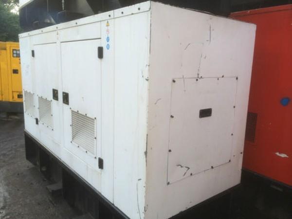 2003 Perkins 45 KVA Silent Generator for sale