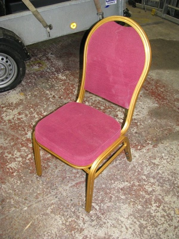 Banqueting Chairs, Spoon Back x 80