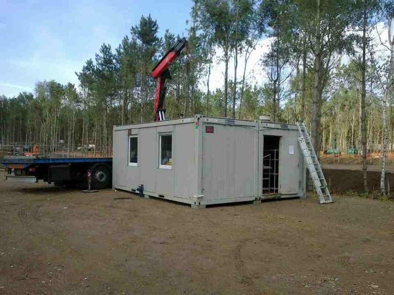 Portable Commercial Kitchen For Sale