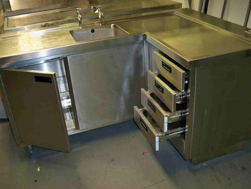 Table Top Dishwasher For Sale In Norwich : Catering sink with draws for sale