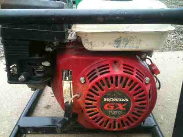 Honda GX 160 engine