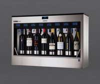 Enomatic wine tasting unit