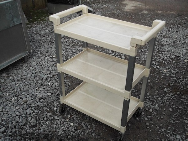 Rubber Maid Trolley