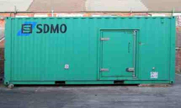 SDMO super silent Generator