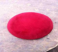 Round bistro chair seat pad