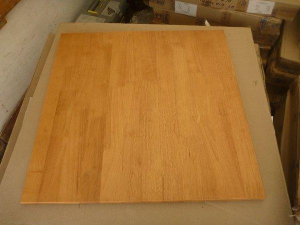 20x Light Oak Solid Wood Table Tops - Cambridgeshire