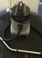 Numatic Industrial Hoover Complete With Attachments
