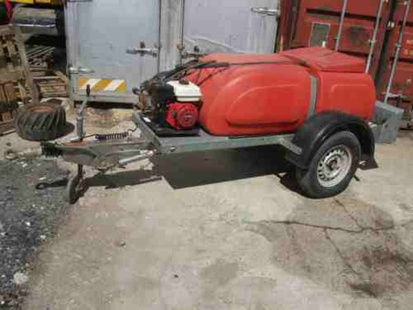 Bowser Pressure washer for sale