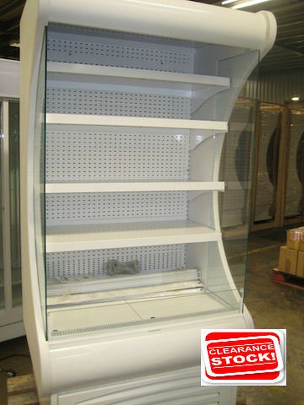 Multideck chiller clearance stock