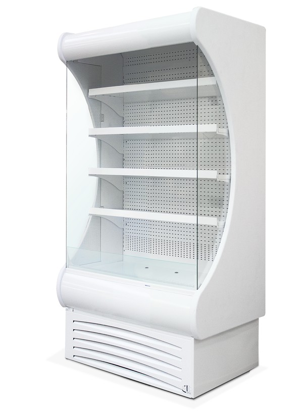 New Multideck at secondhand price and free chiller (chiller may vary)
