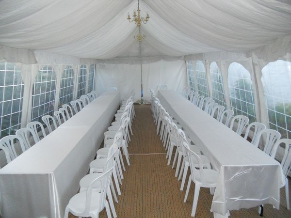 15x30ft (3x9m) Marquee