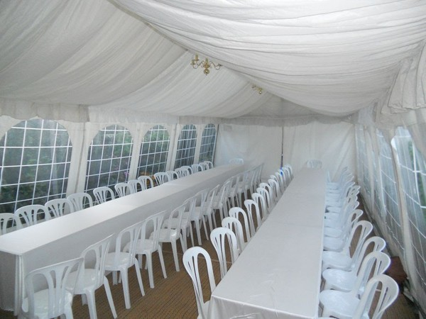 15x30ft (3x9m) Marquee for sale