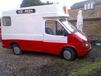 Retro Ice cream van