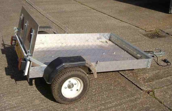 Small car trailer for sale