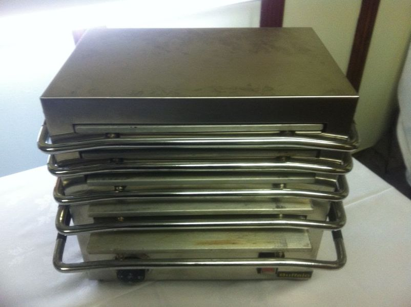 Used Plate Warmer ~ Secondhand catering equipment hot plates and hobs