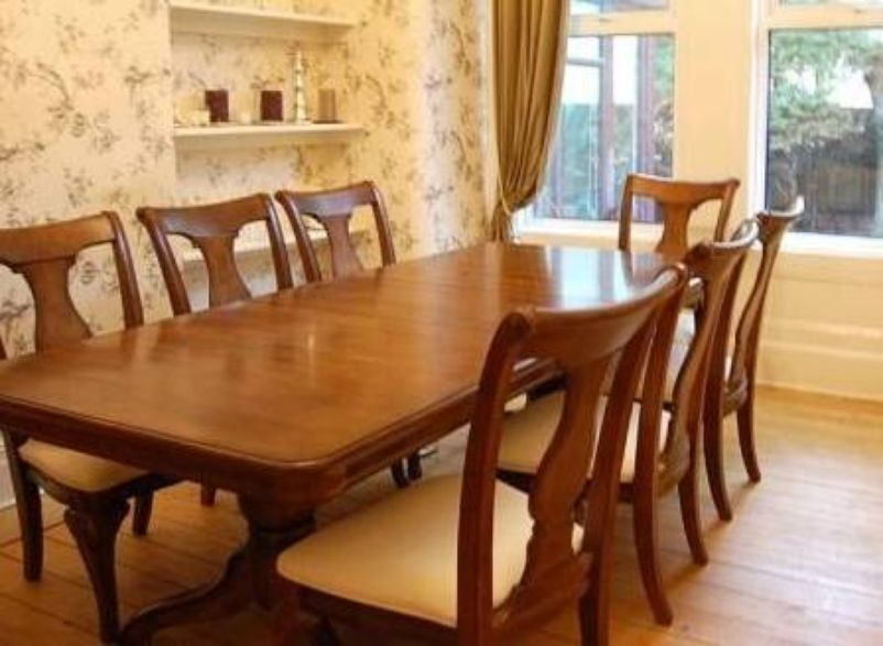 Second Hand Dining Room Table And Chairs For Sale Fast Food Furniture Secon