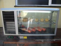 Lincat refrigerated merchandiser