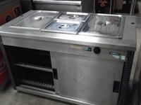Buy Used Moffat Hot Cupboard & Bain Marie
