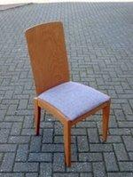 50x Francesca Light Oak Restaurant Chairs - Cambridgeshire