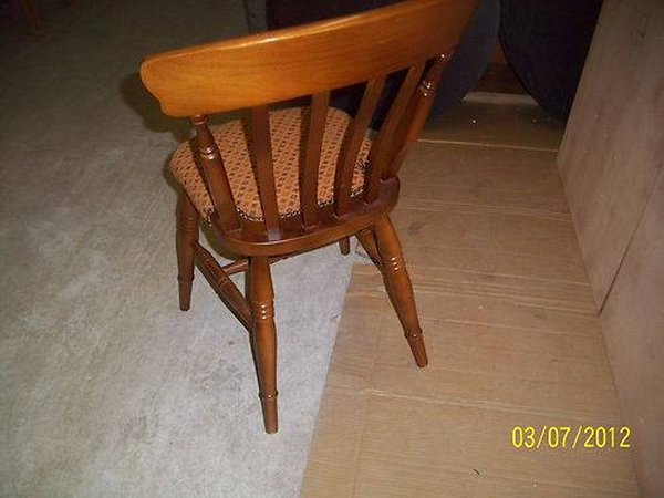 50 x FarmYard Slat Chair 2