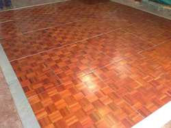 Second hand floorlok dance floor
