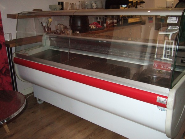 Abela Refrigerated Serve Over Counter