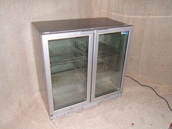 Scan frost drinks fridge