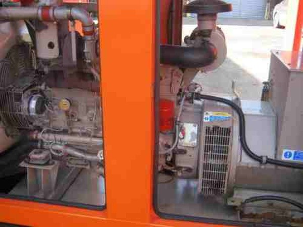 125kva silent generator for sale