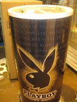 One Off Ltd Edition Playboy Chiller