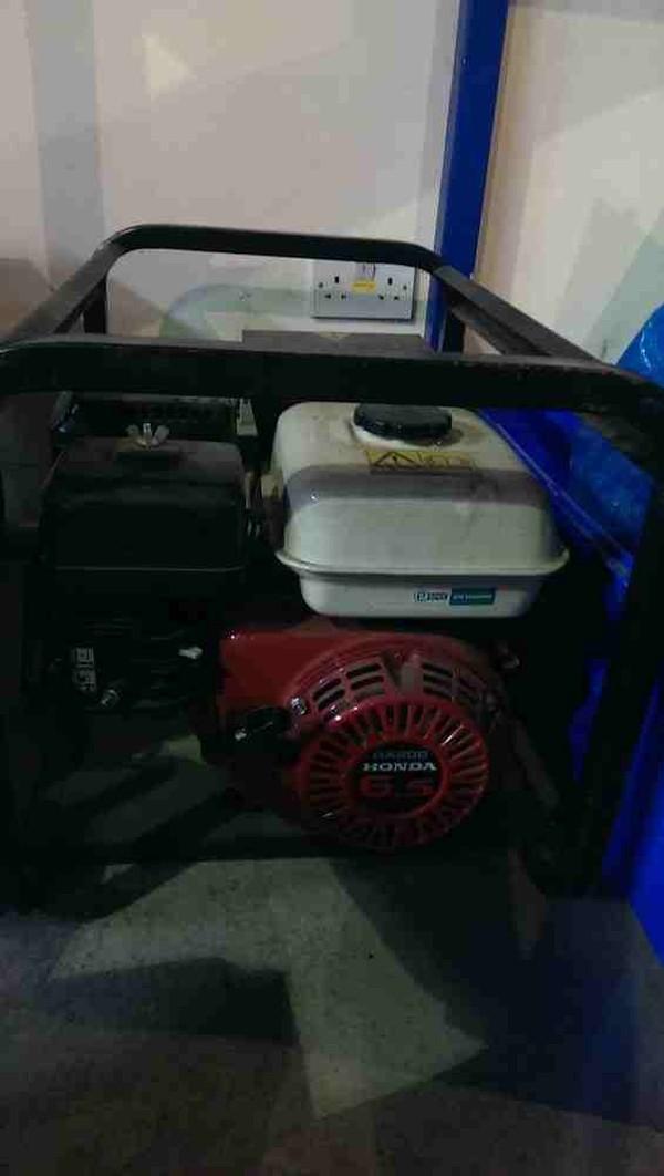 GX200 Honda generator
