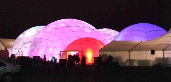 50ft or 15m Dome structure for sale